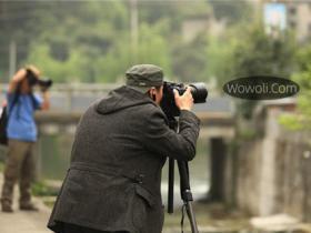 摄影师英文