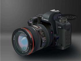 单反数码相机