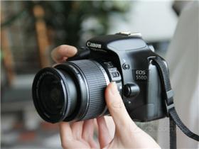 佳能单反相机550d