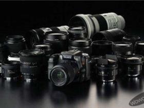 单反相机镜头选择