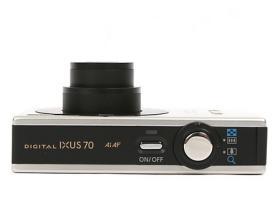 佳能数码相机ixus70