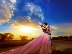 北京高端婚纱摄影