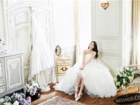高端婚纱摄影工作室