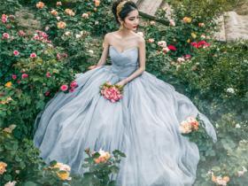 个人写真婚纱摄影