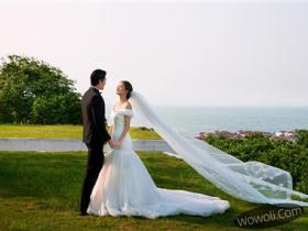 南京婚纱摄影价格