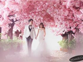 西安婚纱摄影工作室