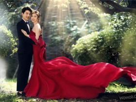 西安婚纱摄影团购