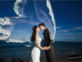 拍婚纱照注意什么