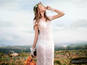 个性婚纱照