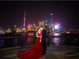 上海拍婚纱照