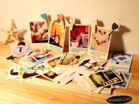 lomo卡片