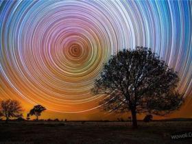 如何拍摄星轨