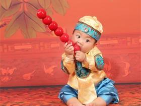 宝宝照团购