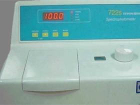 分光光度计的使用方法