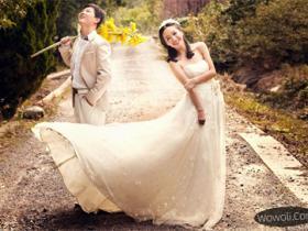 杭州婚纱摄影店