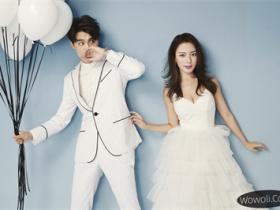 韩式婚纱摄影