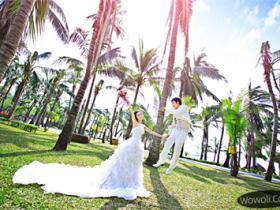 三亚椰梦长廊婚纱摄影攻略
