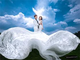 郑州婚纱摄影工作室