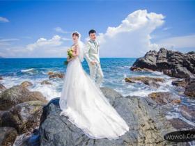 三亚西岛婚纱摄影怎么样