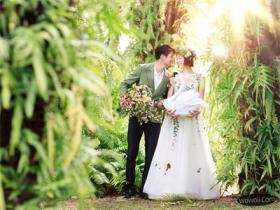 上海米兰婚纱摄影