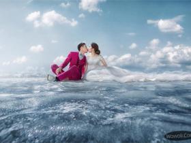 海口婚纱摄影