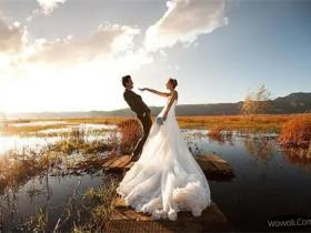 成都外景婚纱摄影