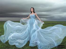 芭比公主婚纱摄影