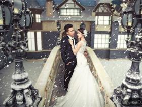 爱诺婚纱摄影