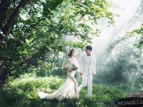 武汉婚纱摄影工作室