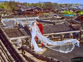 嘉兴婚纱摄影