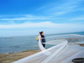 青岛藏爱婚纱摄影