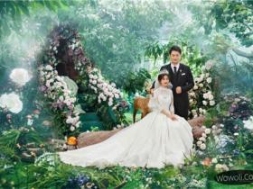 宝鸡蒂芬妮婚纱摄影