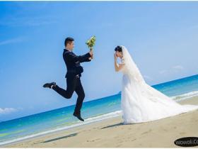 三亚蜜月婚纱摄影
