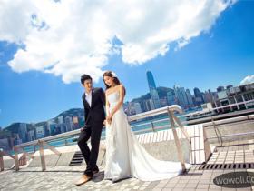 香港婚纱摄影
