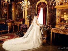 欧式婚纱摄影