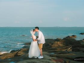鼓浪屿婚纱摄影价格