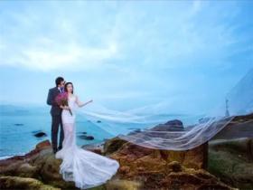 鼓浪屿拍婚纱照