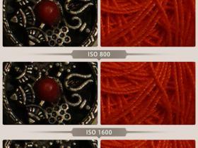 索尼RX100 VII感光度ISO实拍测试