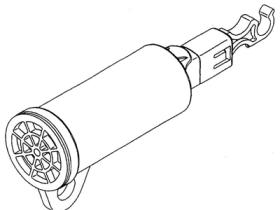 空气阻尼器
