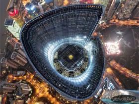 上海中心大厦阻尼器