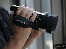 索尼闪存摄像机
