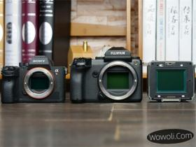 高像素相机的选择