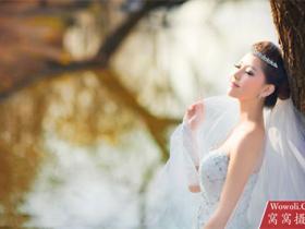 新娘拍婚纱照注意事项