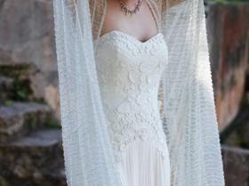 夏季拍婚纱照如何选婚纱
