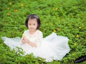 儿童外景摄影技巧