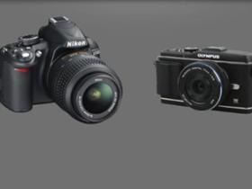 单反相机与无反光镜相机的区别