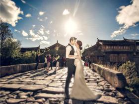 蔚蓝海岸婚纱摄影公司