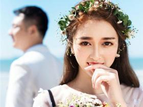 青岛爱上爱婚纱摄影