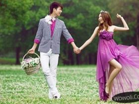 北京个性婚纱照