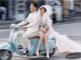 上海婚纱照工作室